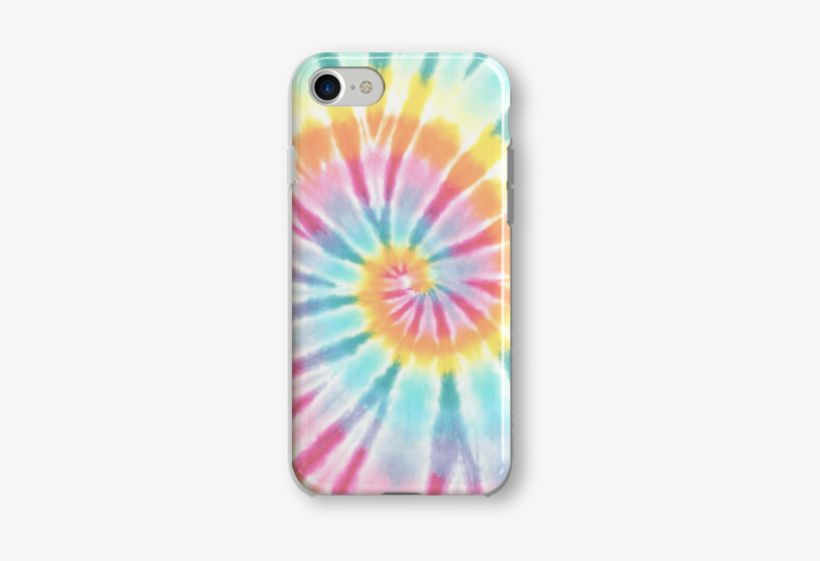 Iphone 8/7/6 Case - Recover Printed Case For Iphone 6/6s/7 - Tie Dye By Free Download png images with transparent background