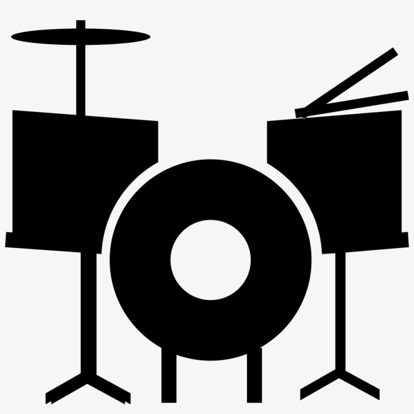 Drummer Set Comments - Bateria Musica Vetor Free Download png images with transparent background