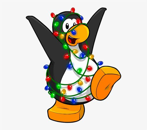 Penguin536 - Club Penguin Natal Png Free Download png images with transparent background