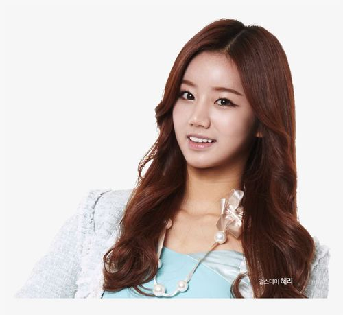[pics] 121227 Girl's Day Hyeri 'id Dental' Advertisement - Hyeri Girls Day Transparent Free Download png images with transparent background