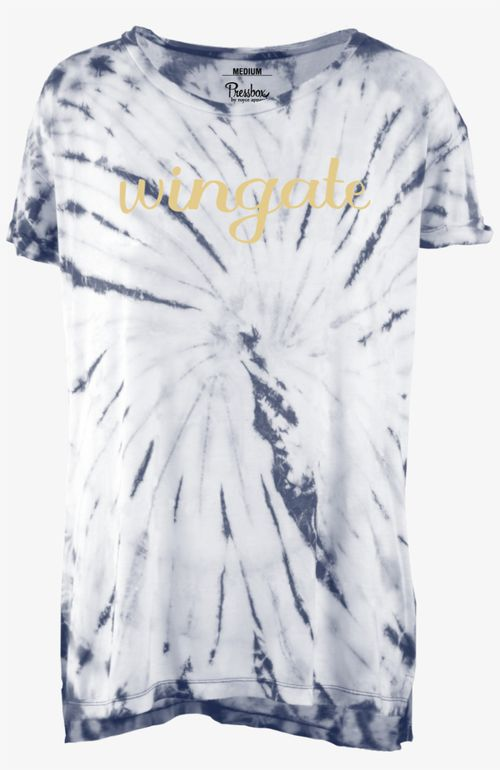 Tie Dye Tee - Florida State Juniors Tie Dye Screen T-shirt - White Free Download png images with transparent background